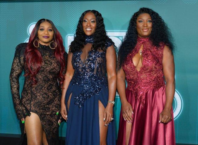 2017 Soul Train Music Awards - Arrivals