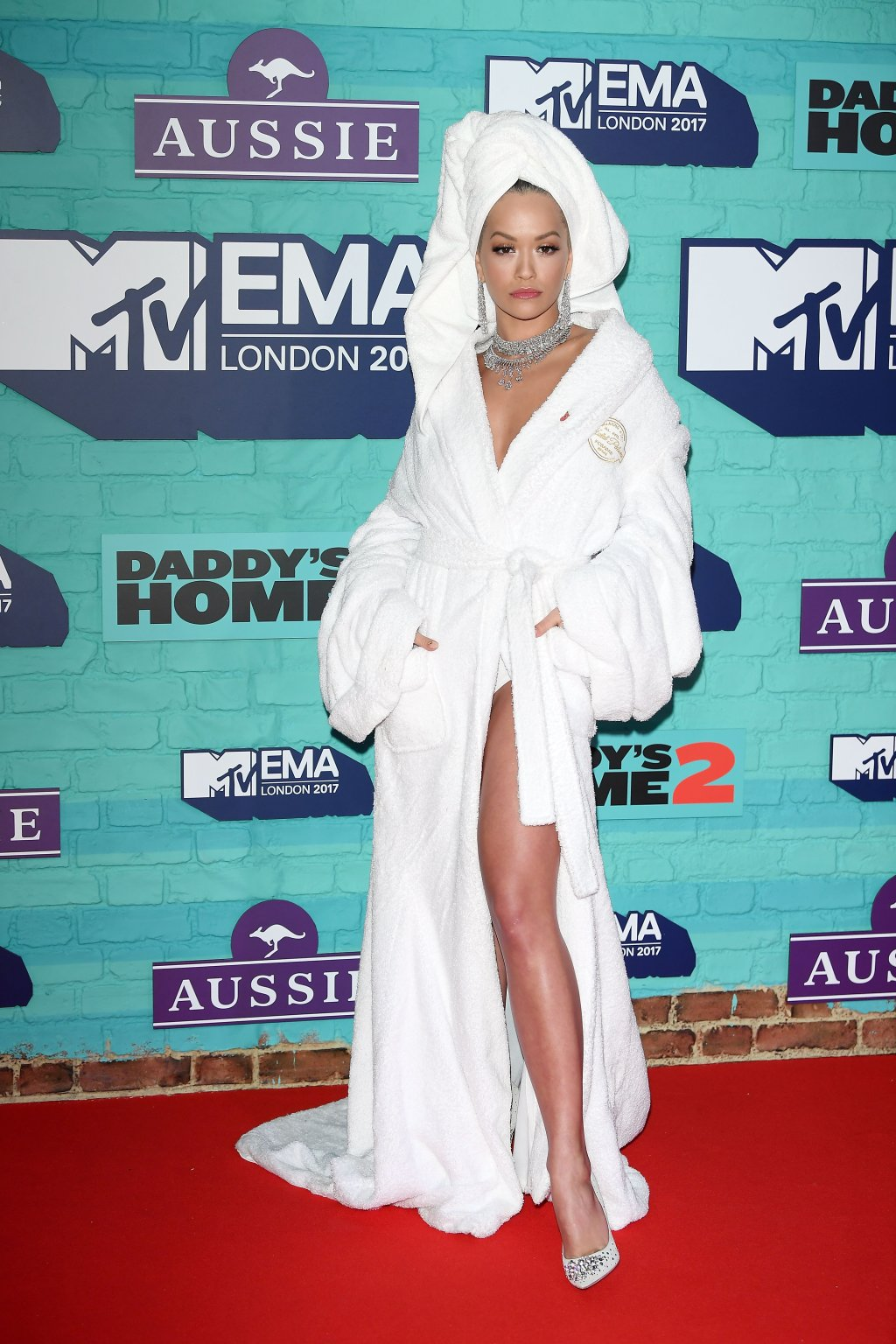 MTV EMAs 2017 - Red Carpet Arrivals