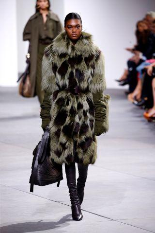 Michael Kors - Runway - New York Fashion Week Fall/Winter2017/18