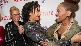 Netflix Original Series 'Shes Gotta Have It' Special Screening and Panel Discussion at IFC Center