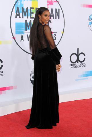 Kelly Rowland at the 2017 AMA's
