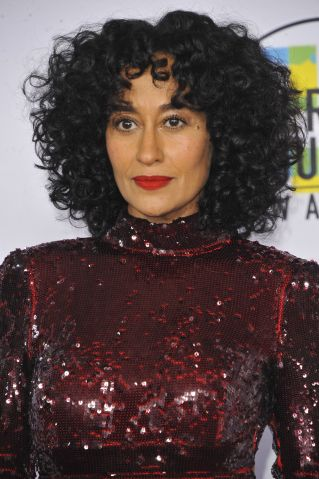 Tracee Ellis Ross at the 2017 AMA's