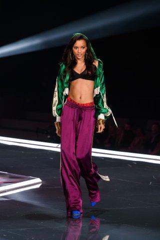 Victoria's Secret Fashion Show Lameka Fox