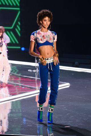 Victoria's Secret Fashion Show Samile Bermannelli