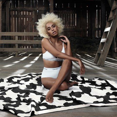Solange x Calvin Klein