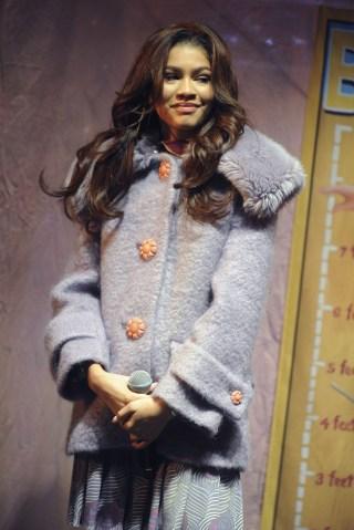Zendaya At Bloomingdales