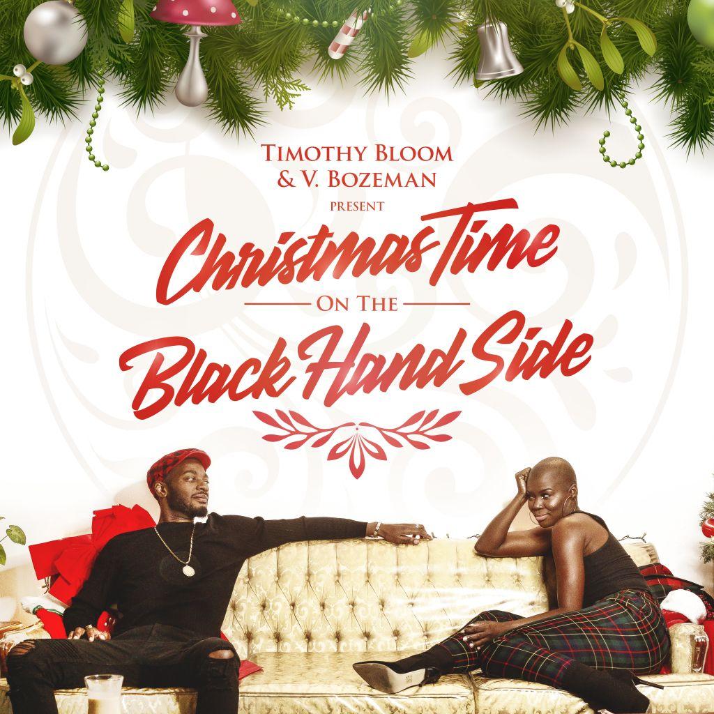 Christmas On The Black Hand Side EP