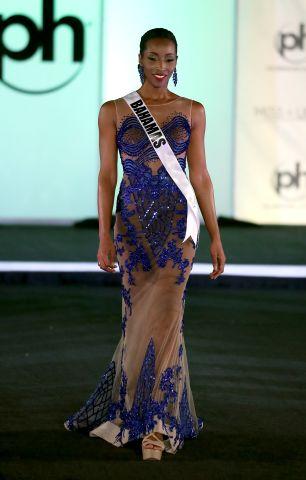 Miss Universe Bahamas Yasmine Cooke