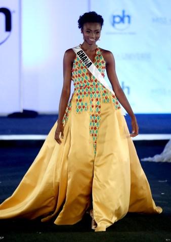 Miss Universe Ghana Ruth Quarshie
