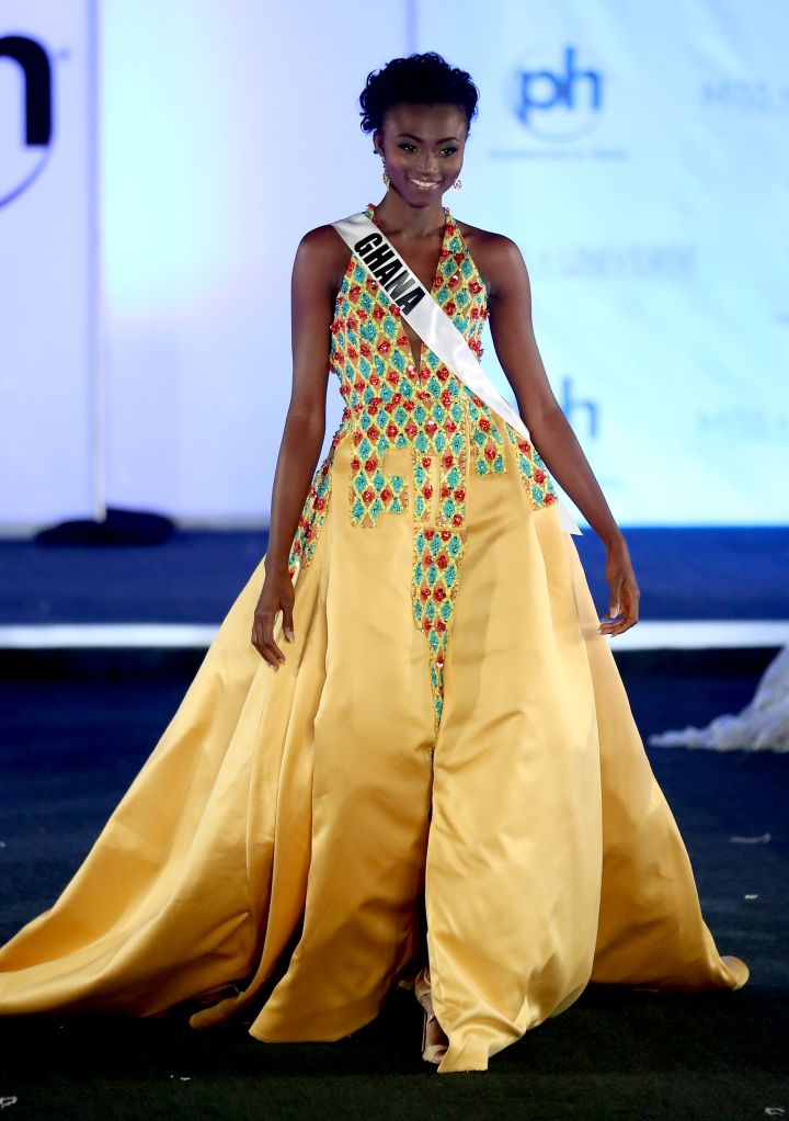 RUTH QUARSHIE – MISS UNIVERSE 2017 GHANA