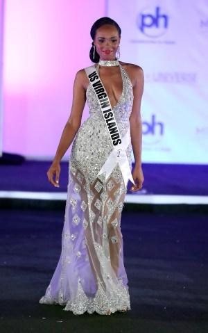 Miss Universe US Virgin Islands Esonica Veira