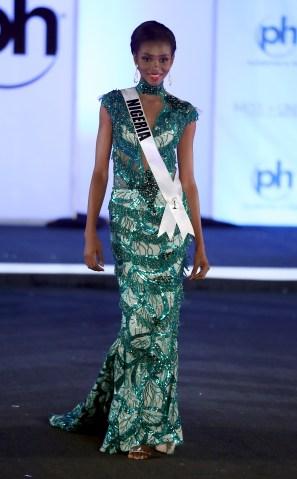 Miss Universe Nigeria Stephanie Agbasi
