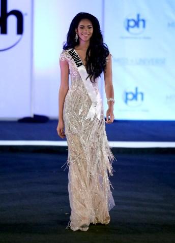 Miss Universe 2017 Miss Angola Lauriela Martins
