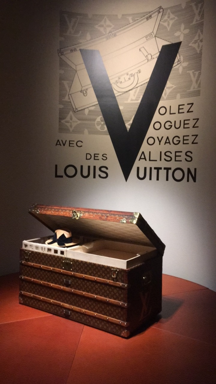 Photos from the LV Volez Voguez Voyagez Exhibit