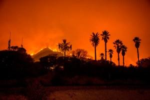 US-CALIFORNIA-WILDFIRES
