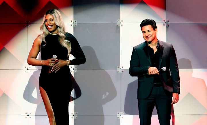 AHF World AIDS DAY Concert and 30th Anniversary Celebration: Featuring Mariah Carey, DJ Khaled, Mario Lopez, Laverne Cox