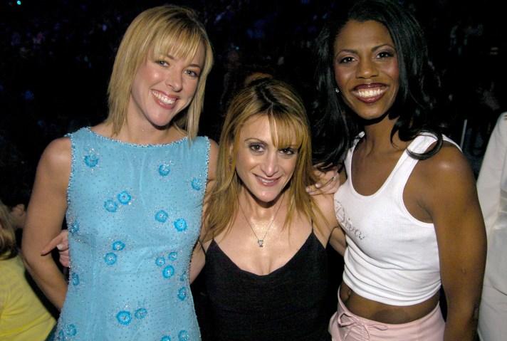 2004 VH1 Divas - Backstage