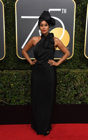 NBC's '75th Annual Golden Globe Awards' - Arrivals
