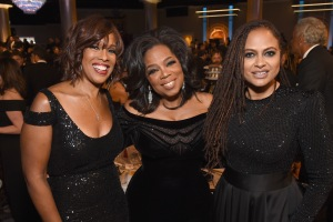 Moet & Chandon At The 75th Annual Golden Globe Awards - Inside