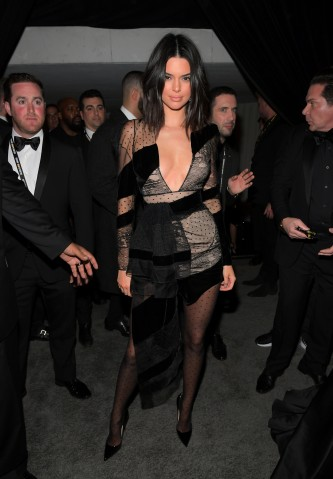 The 2018 InStyle And Warner Bros. 75th Annual Golden Globe Awards Post-Party - Inside