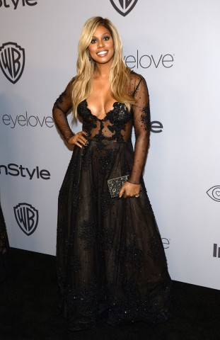 US-ENTERTAINMENT-GOLDEN-GLOBE-AFTERPARTY