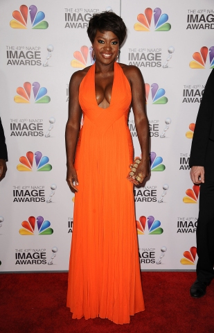 43rd Annual NAACP Image Awards - Arrivals
