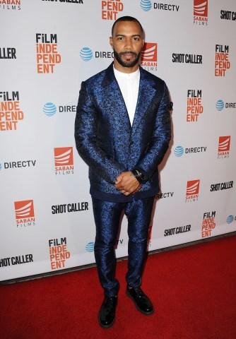 Screening Of Saban Films And DIRECTV's 'Shot Caller' - Arrivals