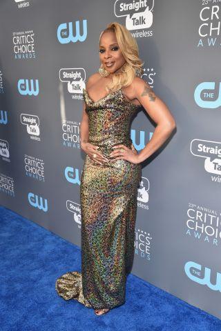 The 23rd Annual Critics' Choice Awards - Red Carpet