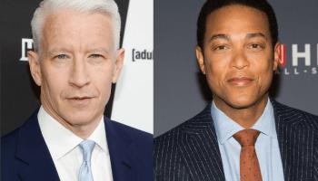 Anderson Cooper/ Don Lemon