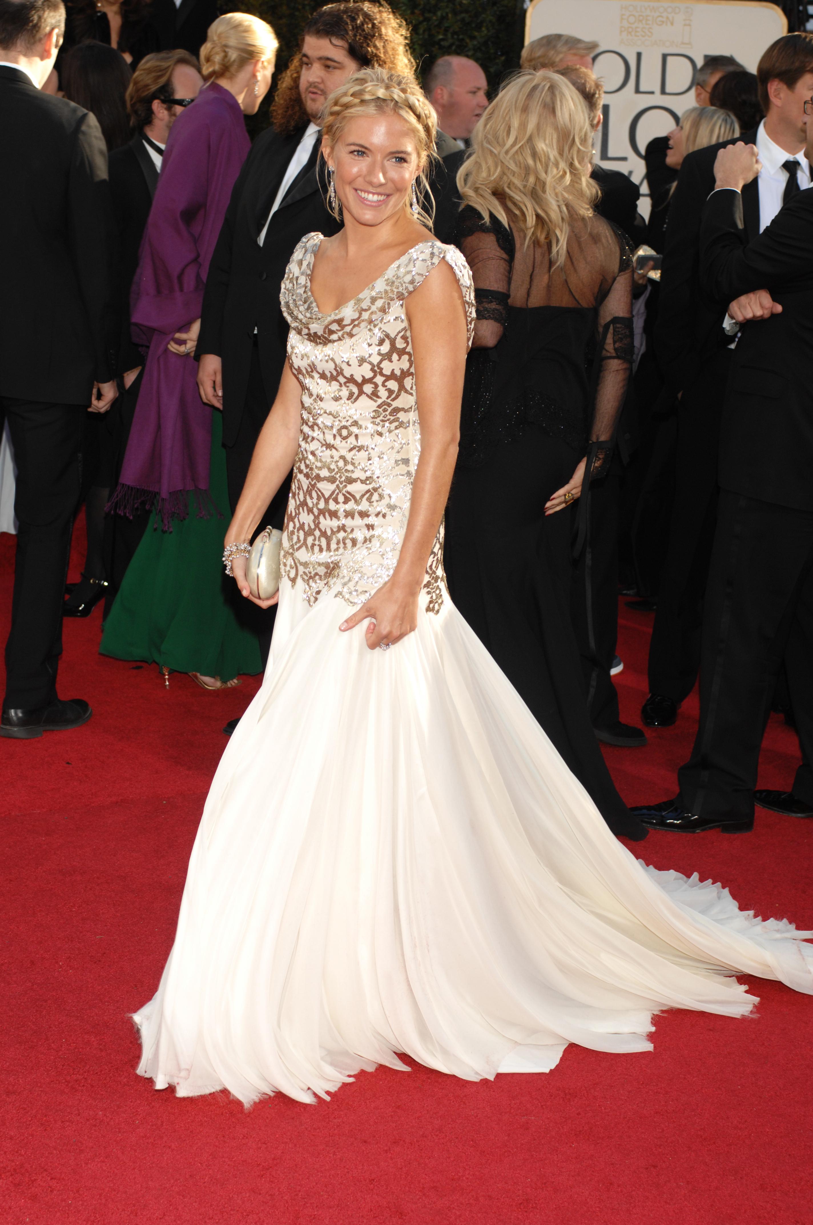USA - 64th Annual Golden Globe Awards - Arrivals
