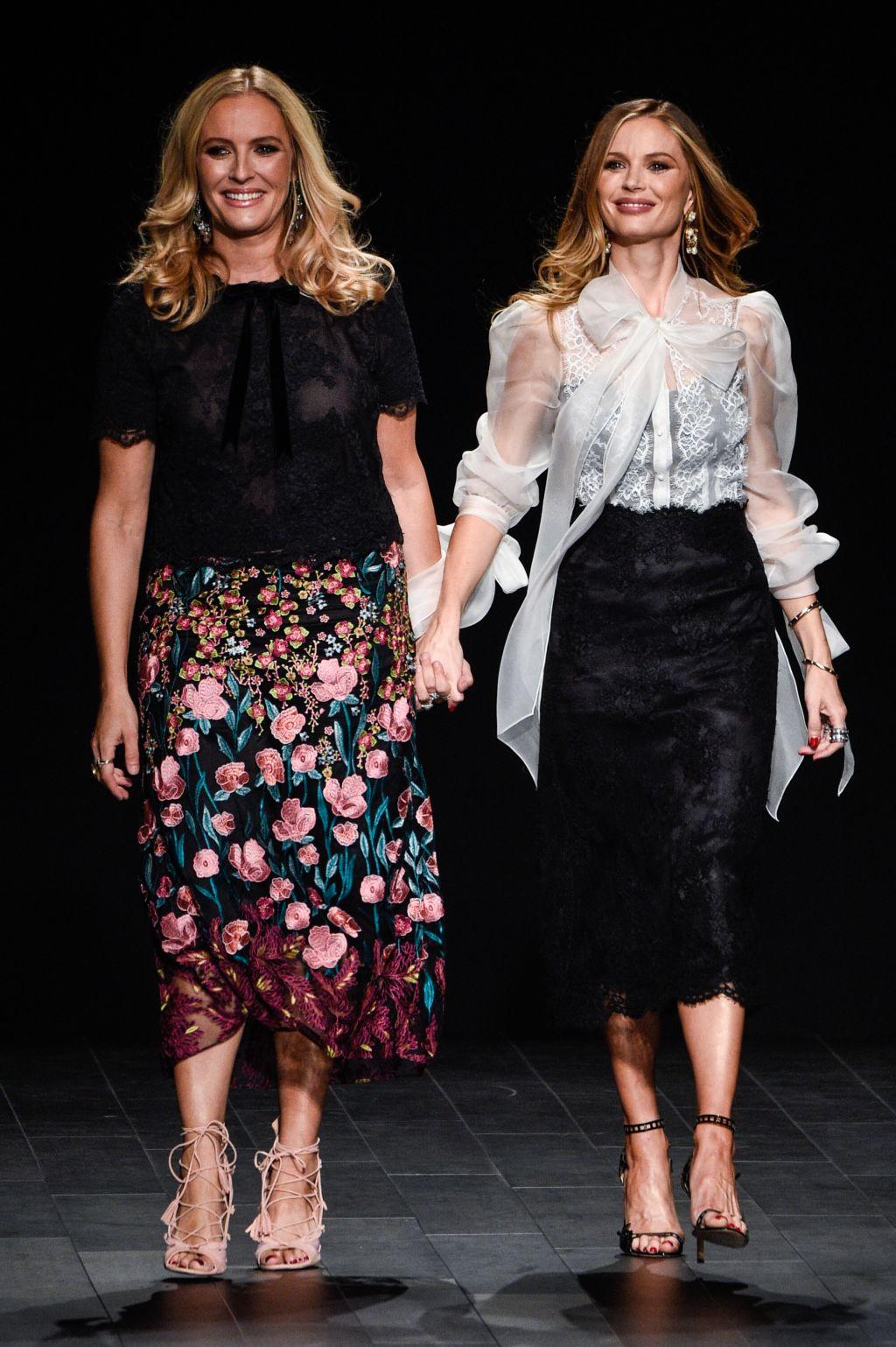 Marchesa - Runway - September 2017 - New York Fashion Week: The Shows