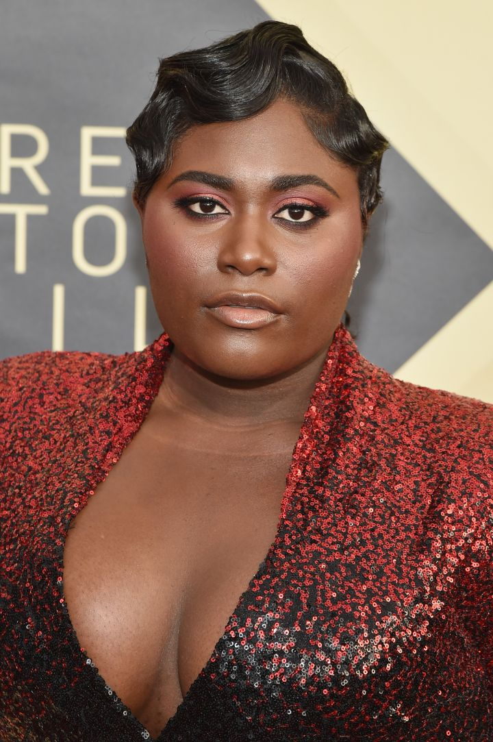 """Danielle Brooks, Best Supporting Actress in a Drama Series, """"Orange Is The New Black"""""""