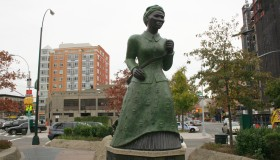 Harriet Tubman Statue
