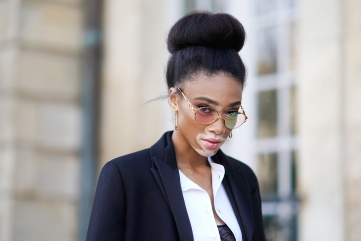 Christian Dior : Outside Arrivals - Paris Fashion Week - Haute Couture Spring Summer 2018