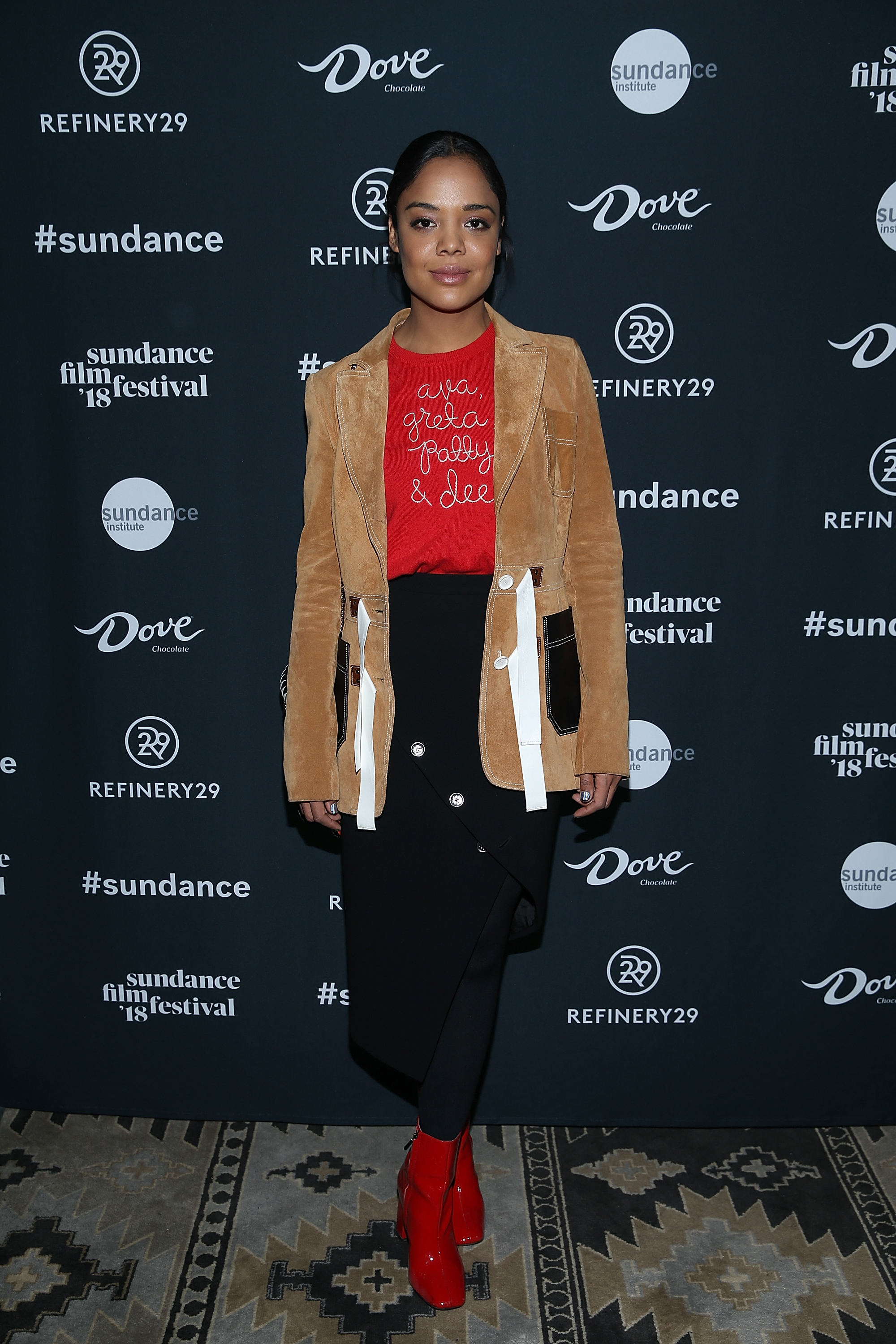 The Sundance Institute, Refinery29, and DOVE Chocolate Present 2018 Women at Sundance Brunch