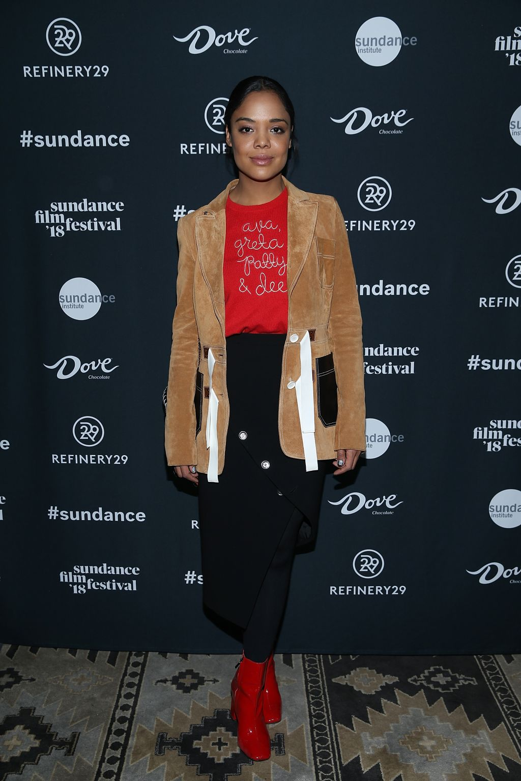 The Sundance Institute, Refinery29, and DOVE Chocolate Present 2018 Women at Sundance Brunch