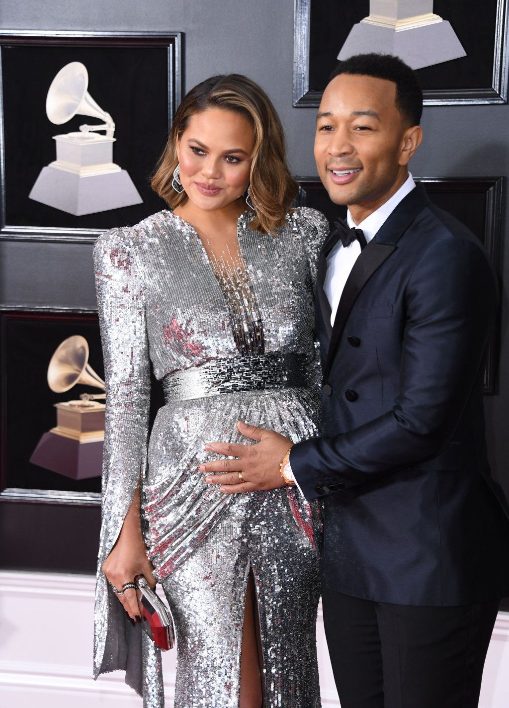 US-ENTERTAINMENT-MUSIC-GRAMMY-ARRIVALS-award