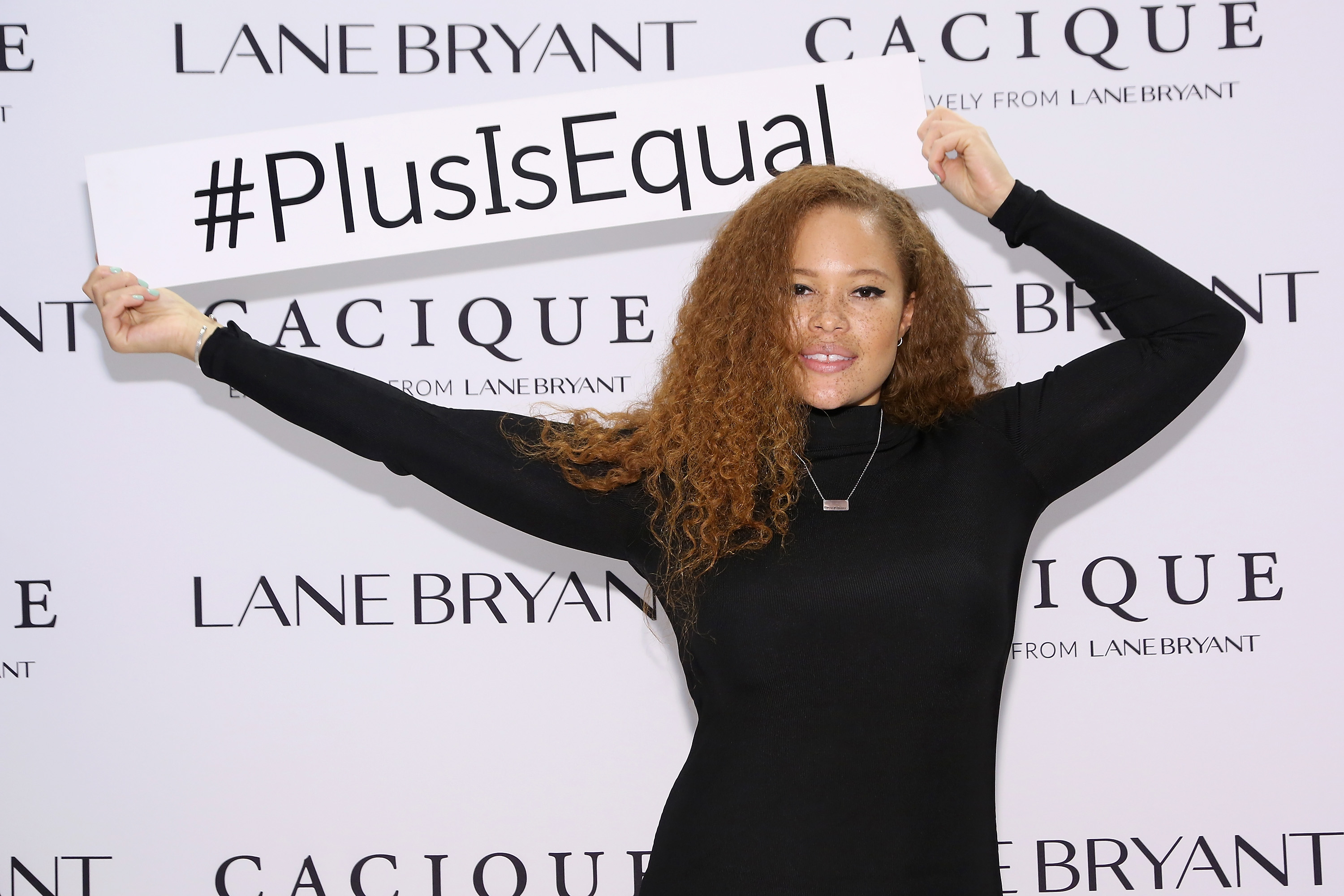 Lane Bryant Launches #PlusIsEqual Campaign