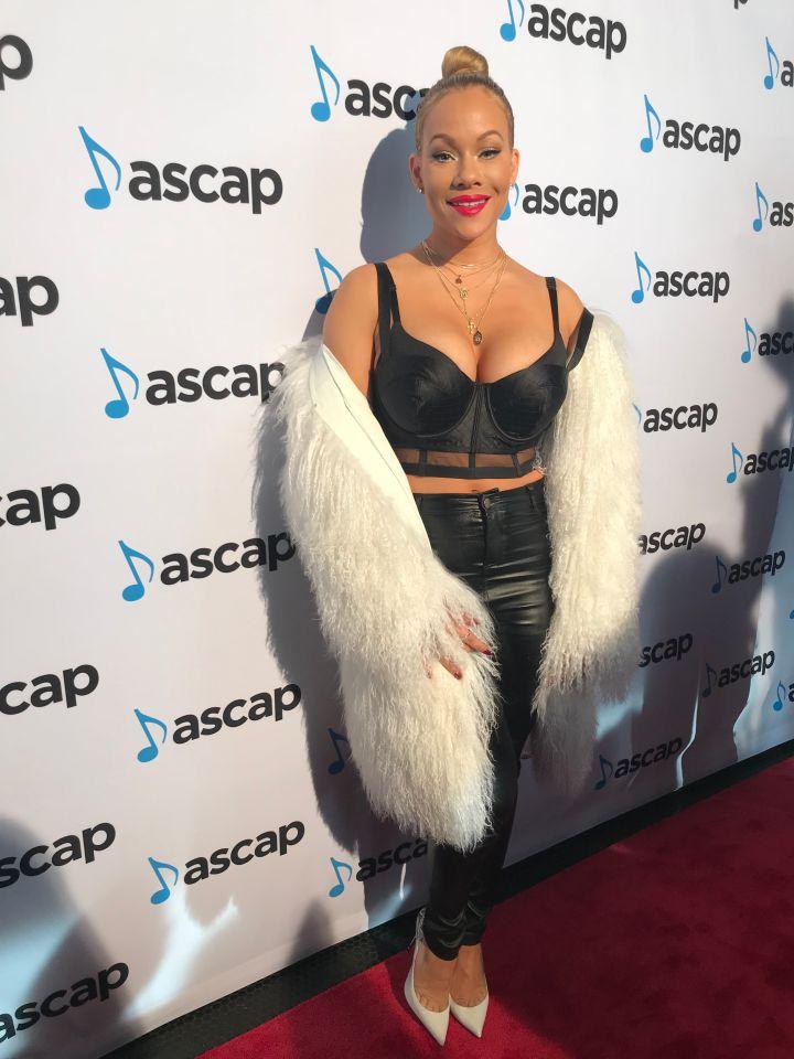 ASCAP Nominees Reception