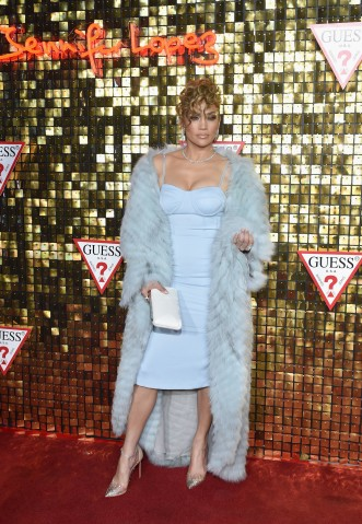 Guess Spring 2018 Campaign Reveal Starring, Jennifer Lopez