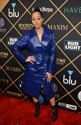 The 2018 Maxim Party Co-Sponsored By blu