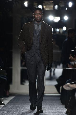 Joseph Abboud - Runway - February 2018 - New York Fashion Week Mens'