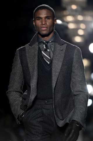Joseph Abboud - Runway - February 2018 - New York Fashion Week Mens'