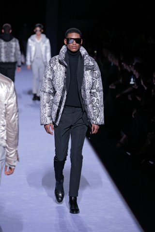 Tom Ford Men's - Runway - February 2018 - New York Fashion Week