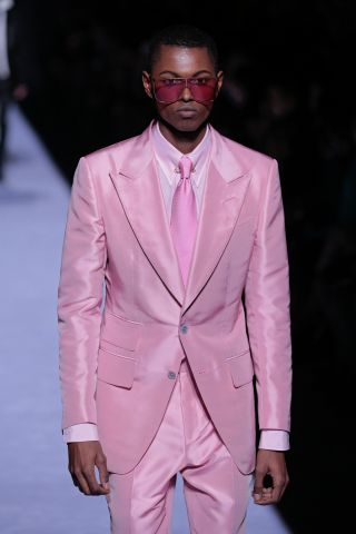 Tom Ford Men's - Runway - February 2018 - New York Fashion Week
