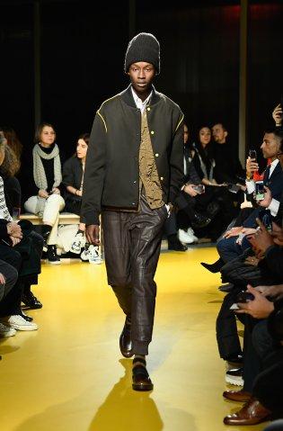 BOSS Menswear - Runway - February 2018 - New York Fashion Week Mens'