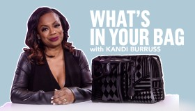 Kandi Burruss 'Whats In Your Bag'