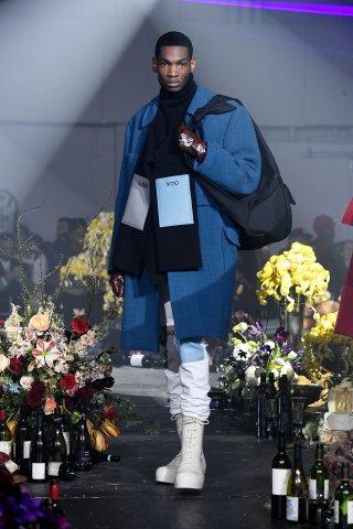 Raf Simons - Runway - February 2018 - New York Fashion Week Mens'