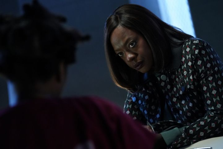 Viola Davis for 'How to Get Away with Murder'