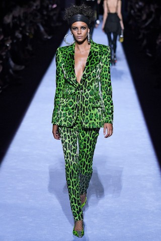 Tom Ford - Runway - February 2018 - New York Fashion Week